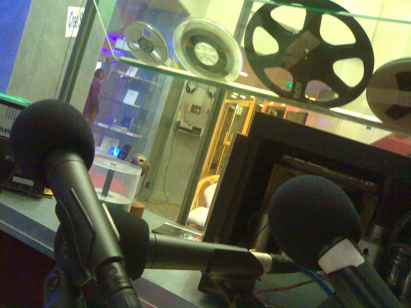 Diffusés sur Radio Campus Tours